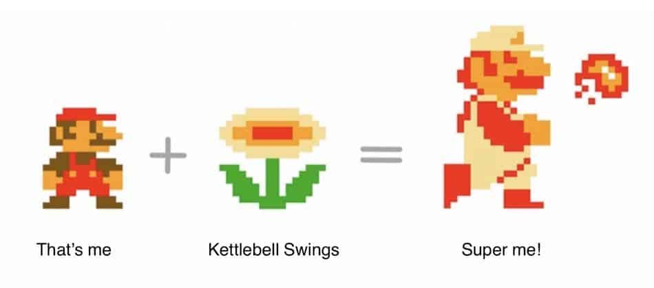 deadlift versus kettlebell swings how I feel
