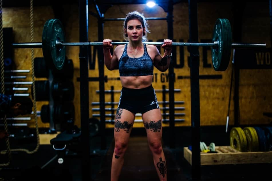 squats and kb swings for conditioning