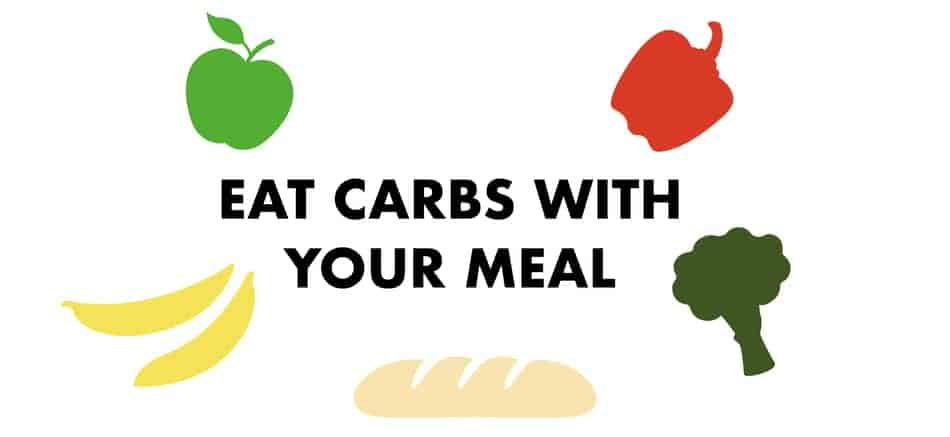eat carbs with omad
