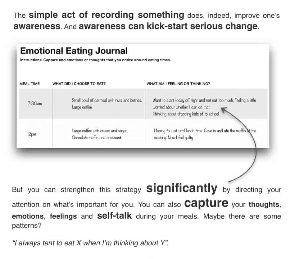 emotional food journal