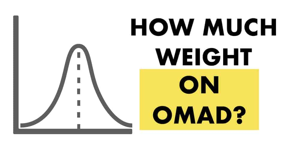 how much weight can you lose on omad