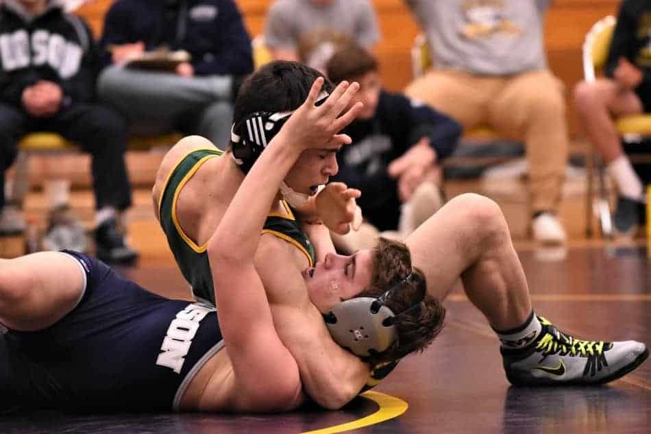 wrestling on the matt