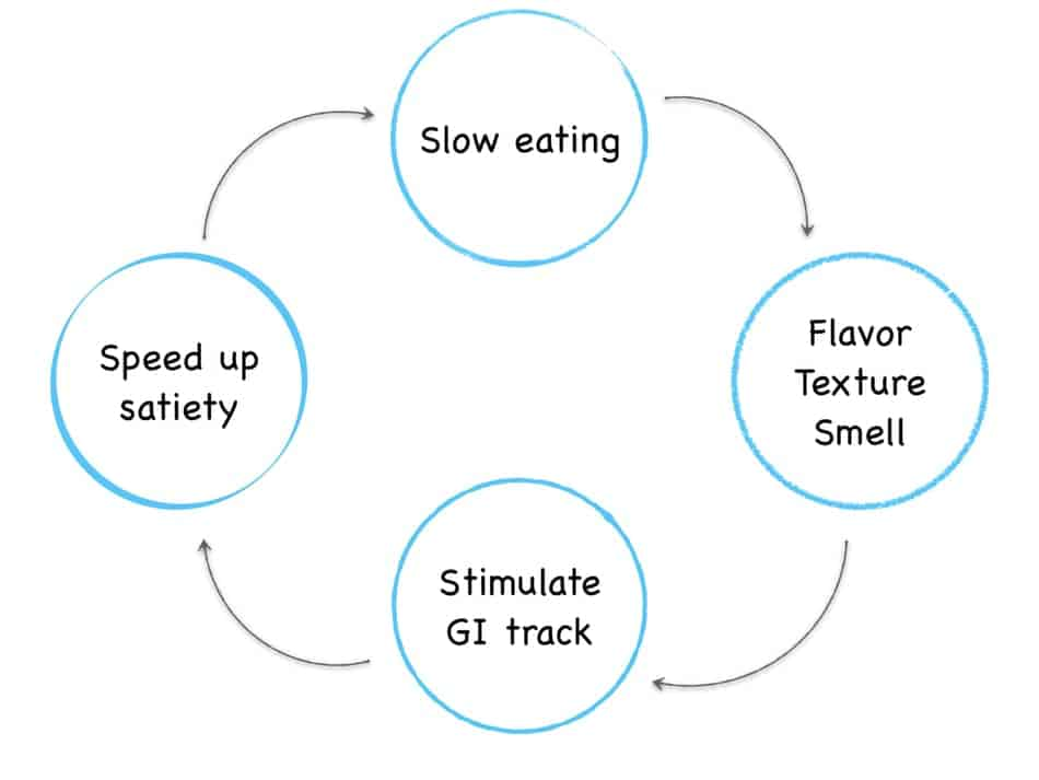 slow eating cycle