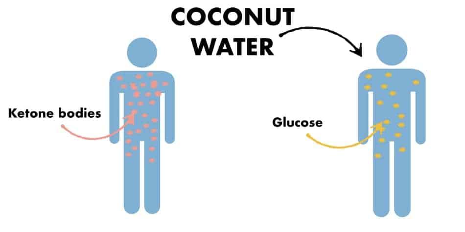 does coconut water break fasting?