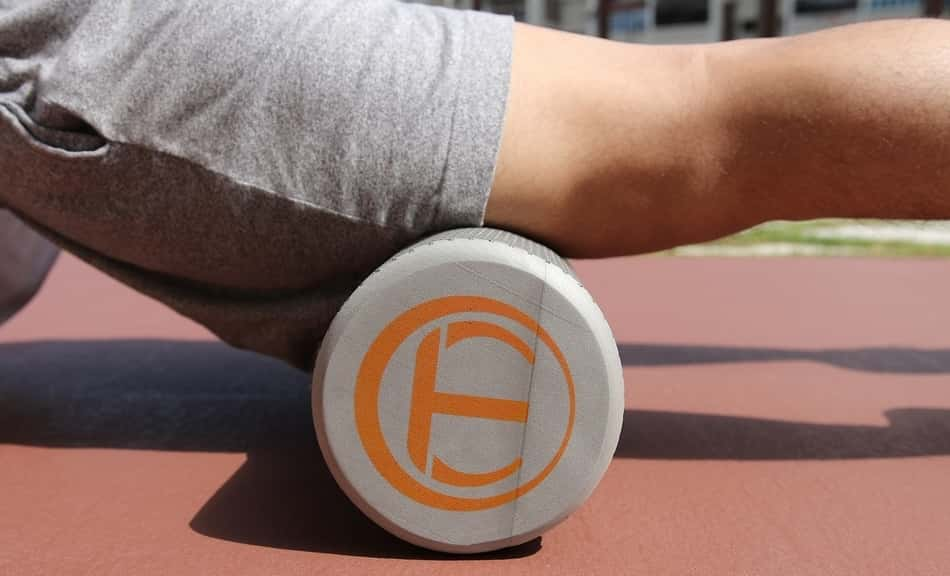 picture of the foam roller